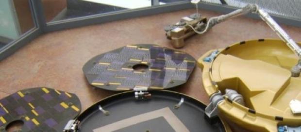 Sonda Beagle 2 perdida en Marte