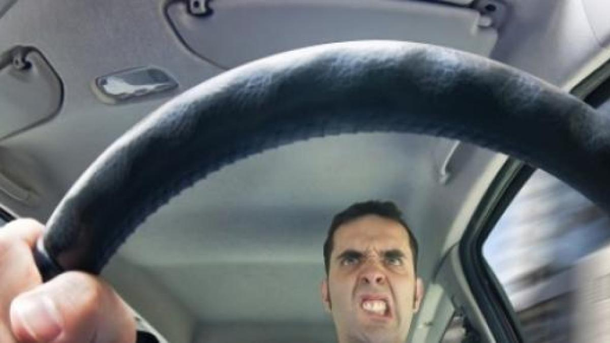 Watch How to Stay Calm During Road Rage video