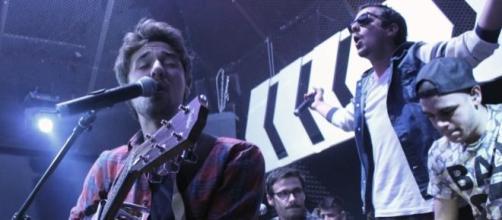 D.A.M.A fizeram a primeira parte dos 1D em 2014.
