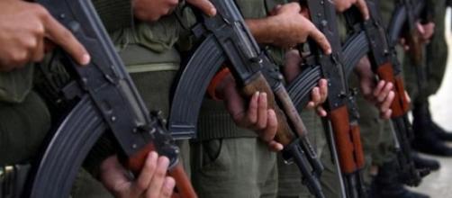 Pelotão de fuzilamento Indonesia