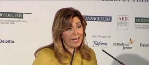 Susana Díaz confirma su embarazo
