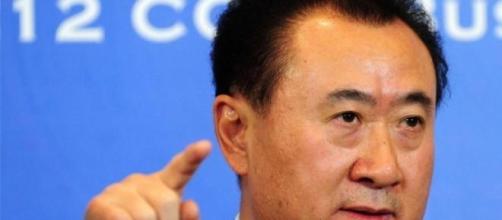Wang-Jianlin, el nuevo accionista colchonero