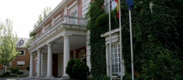 «Palacio de la Moncloa » de Yeray Díaz Zbida
