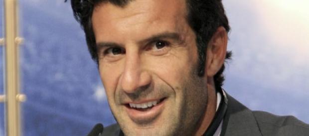 Luís Figo, internacional português
