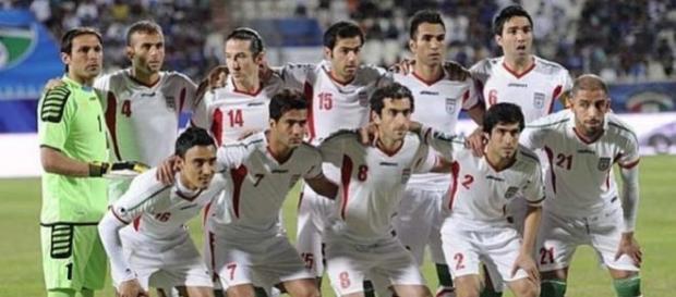 Seleção Iraniana de Futebol 2015 (Foto: Reuters)