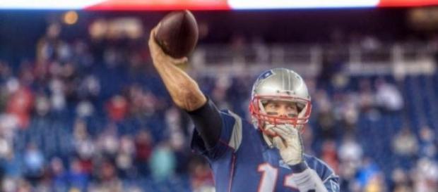 Tom Brady (Foto: Facebook de Nueva Inglaterra)
