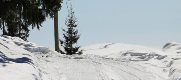 Zima w górach http://publicphoto.org