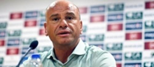 José Mota, treinador do Gil Vicente