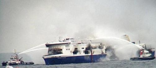 norman atlantic, dubbi sui membri dell'equipaggio