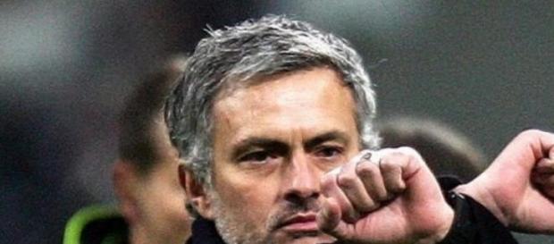 José Mourinho puso la cruz