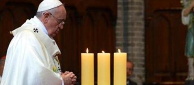 Misteriosas declaraciones del Papa Francisco