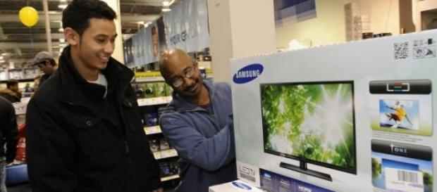 Samsung lança nova smart tv