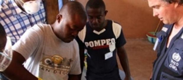 Virus Ebola in Africa, allarme Oms