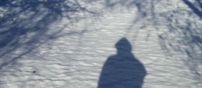 Neve inconsueta ad Agrigento.