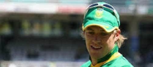 De Villiers was in record-breaking form