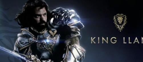Dominic Cooper como Rei Llane