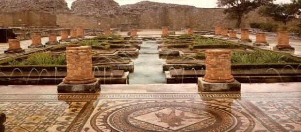 Conimbriga, a antiga cidada romana.