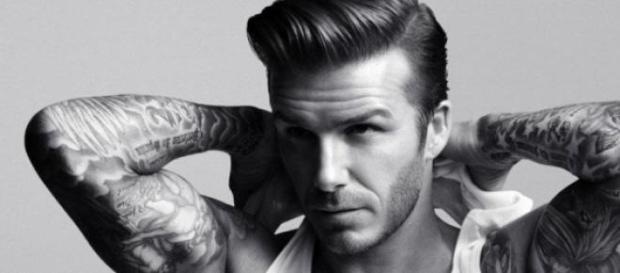 David Beckham y su nueva sesión de H & M