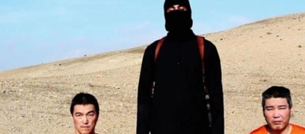 EI ameaça matar japoneses (Foto: AP)