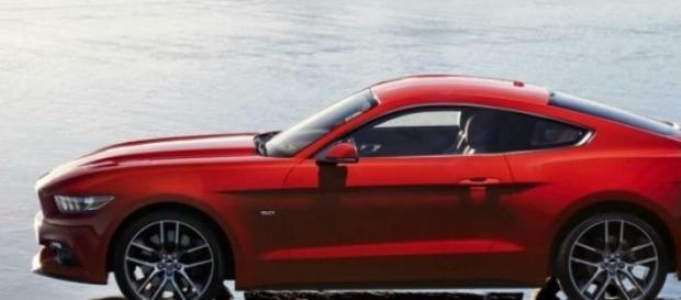 El Ford Mustang 2015, llega a España