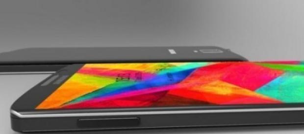El nuevo Galaxy S6 en vidrio