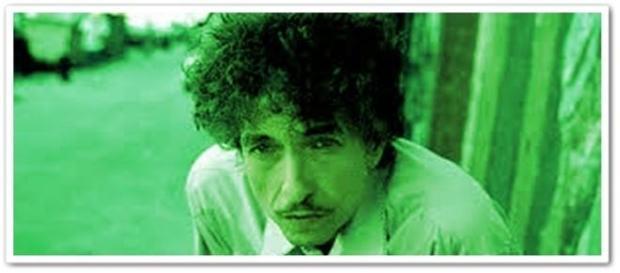 Il cantautore Robert Zimmermann, alias Bob Dylan