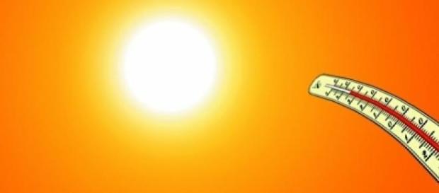 No verão, é tanto calor que não dá para aguentar