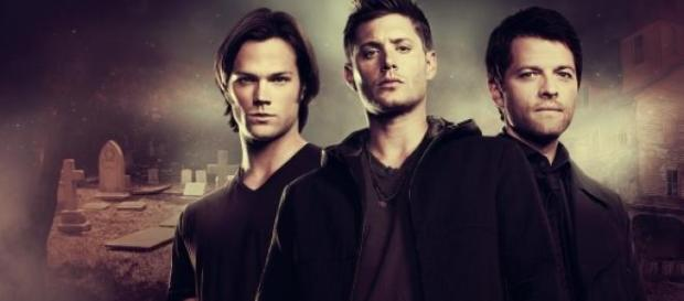 supernatural (imagine de coperta)