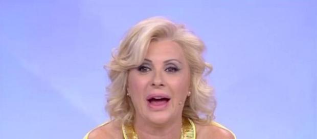 Tina Cipollari show a Uomini e donne