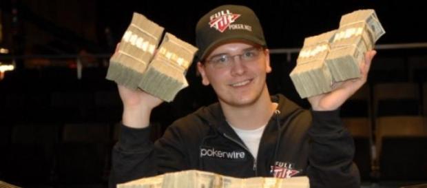 WSOP Poker Youngest Winner