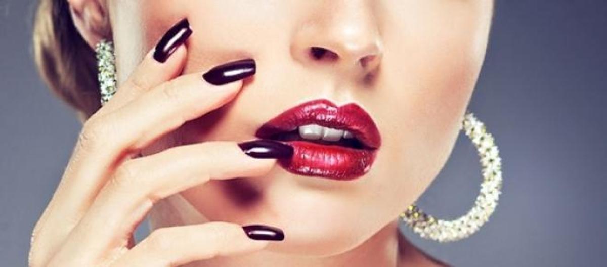 moda smalti 2015 nail art per unghie corte idee glam e decorazioni
