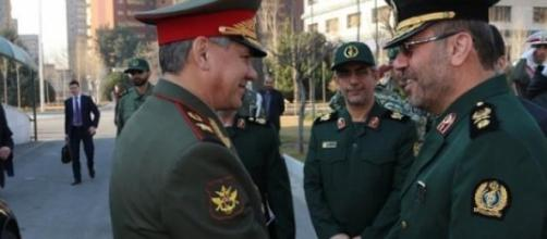 Coopération militaire russo-iranienne