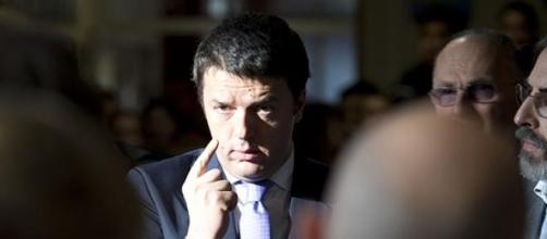 Il PD di Renzi spaccato a metà