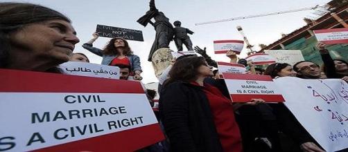 Libano, tribunali religiosi contro le donne