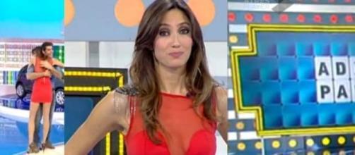 Paloma dice adiós a la 'Ruleta de la Suerte'