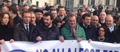 Riforma pensioni Salvini: nuova legge anti Fornero