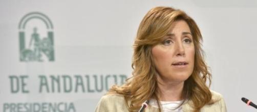 Susana Díaz podría ser la nueva candidata del PSOE