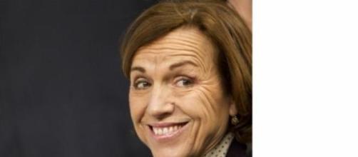 Una sorridente ex Ministra Fornero