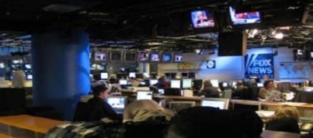 Estudios de Fox News Channel.