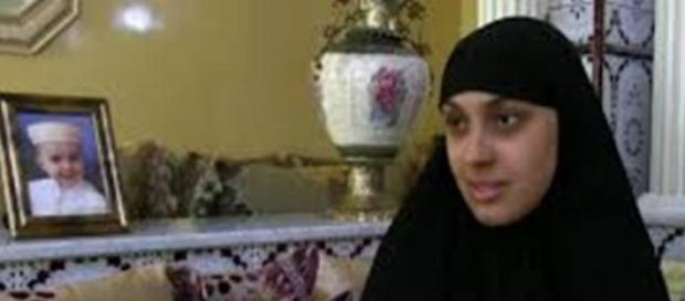 Fátima escapó de un campamento islamista