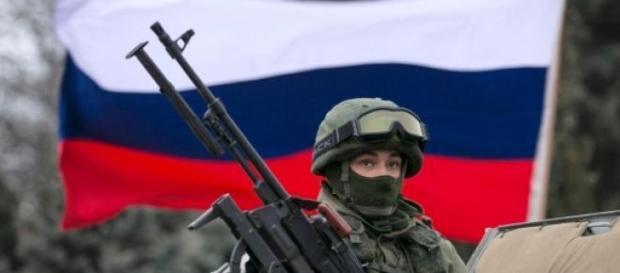 Fortele armate ale Federatiei Ruse