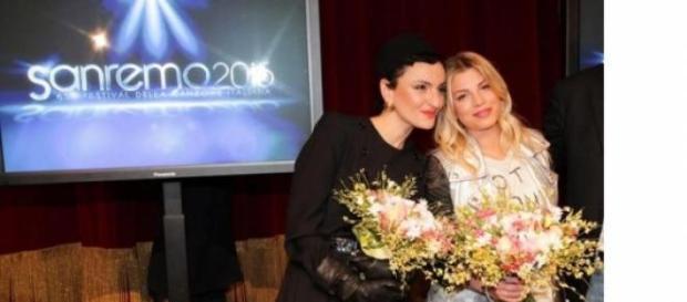 Gossip news: Emma Marrone e Arisa divise a Sanremo