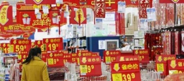 la consomation intérieure objectif des Chinois