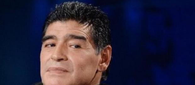 Maradona accusato di diffamazione da Equitalia