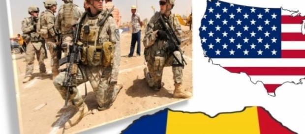 Romania si Statele Unite ale Americii