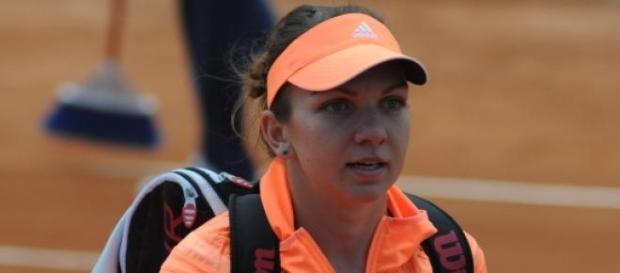 Simona a castigat cu 6-2 6-2 al doilea meci la AO