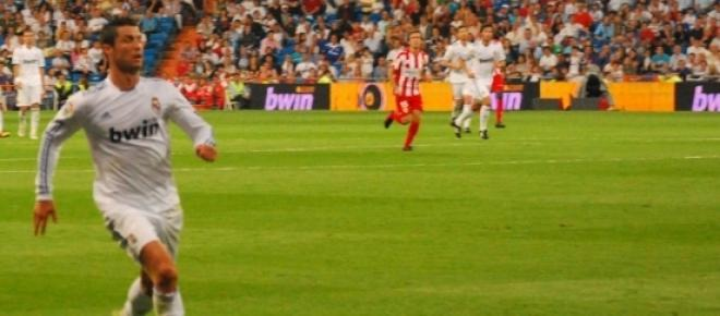Cristiano Ronaldo es la estrella del Real Madrid