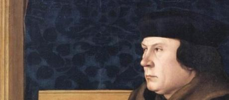 Hans Holbein's portrait of Thomas Cromwell