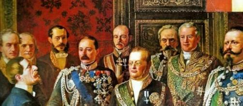 1861-Proclamazione Regno d'Italia