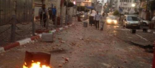 Ataque israelí sobre Cisjordania